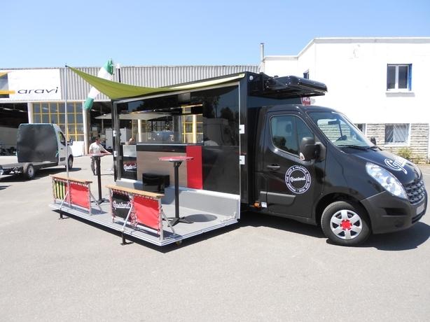 fabricant food truck remorque street food. Black Bedroom Furniture Sets. Home Design Ideas