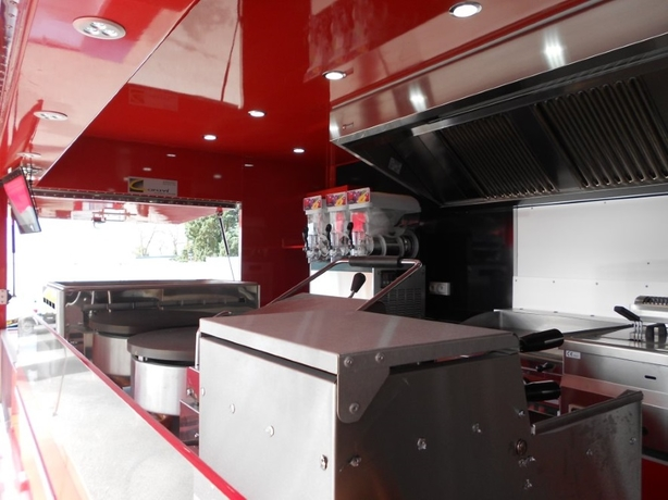 4000 camion Food truck
